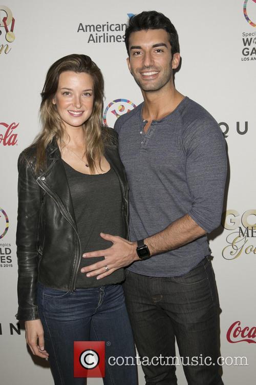 Emily Foxler and Justin Baldoni 3