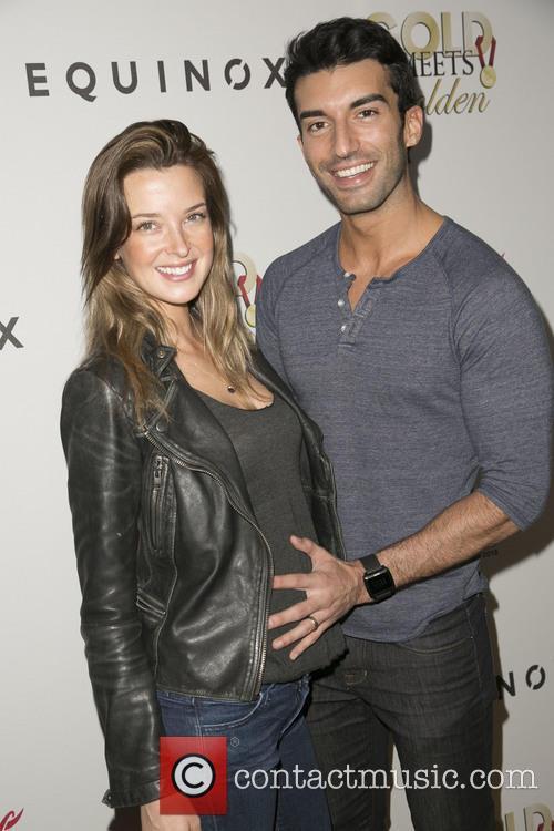 Emily Foxler and Justin Baldoni 1