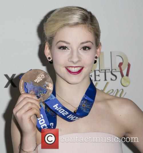 Gracie Gold 1