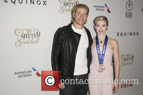 Trevor Donovan and Gracie Gold 9