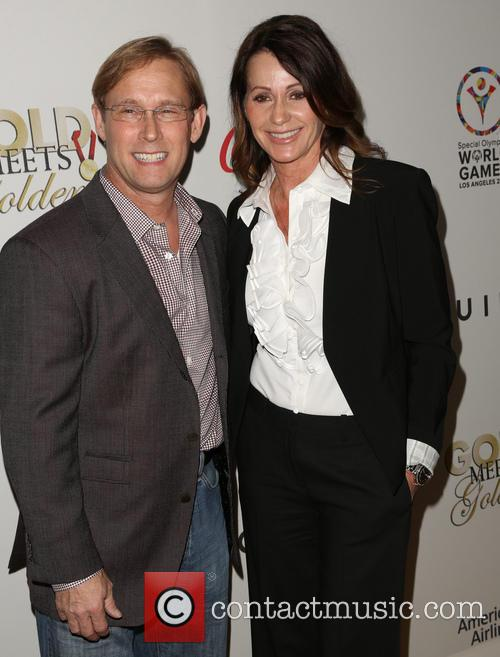 Bart Conner and Nadia Comaneci 7