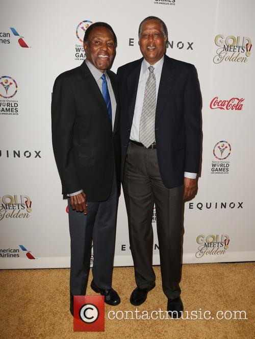 Rafer Johnson and Jamaal Wilkes 3