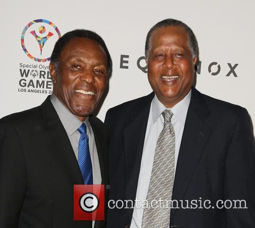 Rafer Johnson and Jamaal Wilkes 4
