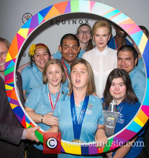 Bart Connor, Nicole Kidman and Guests 3