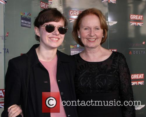 Charlotte Ritchie and Kate Burton