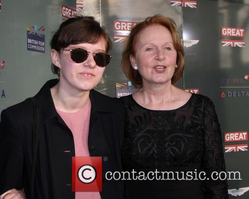 Charlotte Ritchie and Kate Burton 1