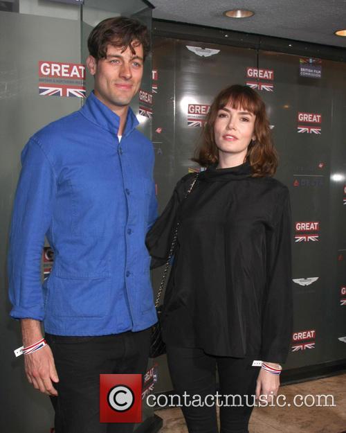 Ed Cooper Clarke and Valene Kane 2