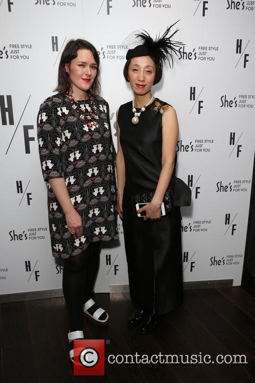 Holly Fulton and Guest 3