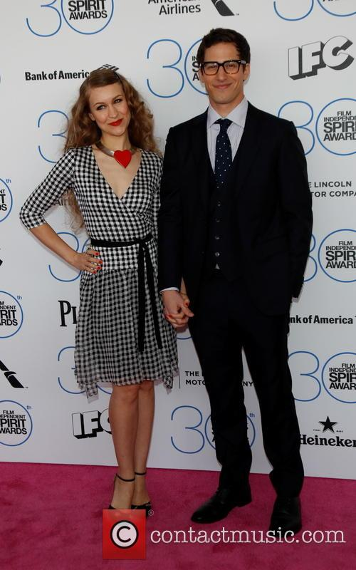 Andy Samberg and Recording Artist Joanna Newsom 2