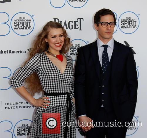 Andy Samberg and Recording Artist Joanna Newsom 1