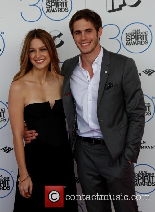Melissa Benoist and Blake Jenner 9