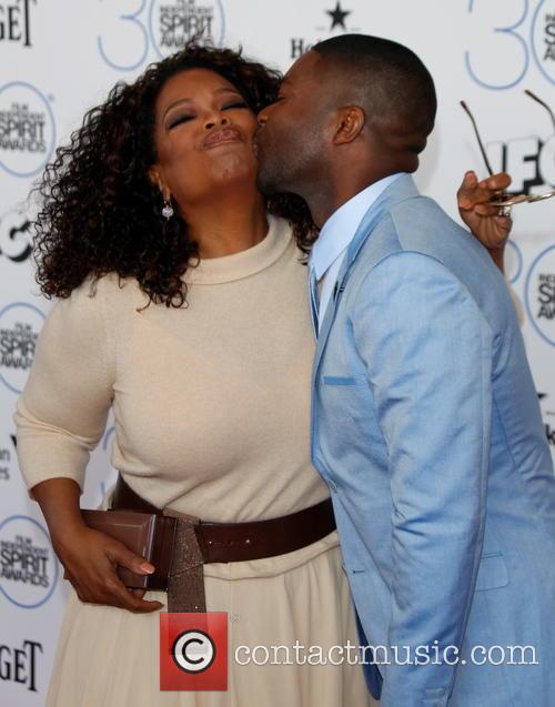 Oprah Winfrey and David Oyelowo 3
