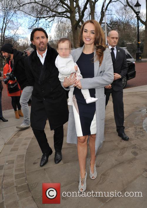 Jay Rutland, Tamara Ecclestone and Sophia 4