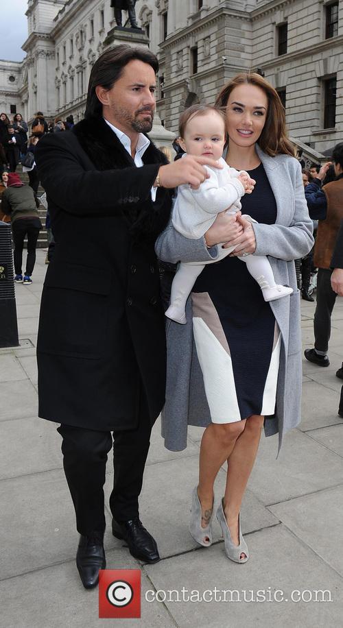 Jay Rutland and Tamara Ecclestone 7