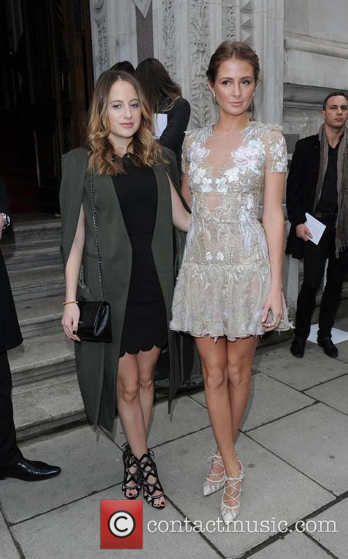 Rosie Fortescue and Millie Mackintosh 4