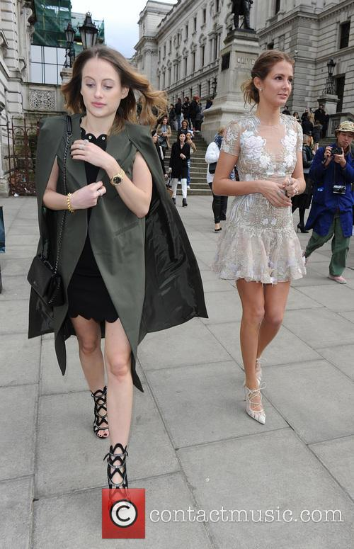 Rosie Fortescue and Millie Mackintosh 1