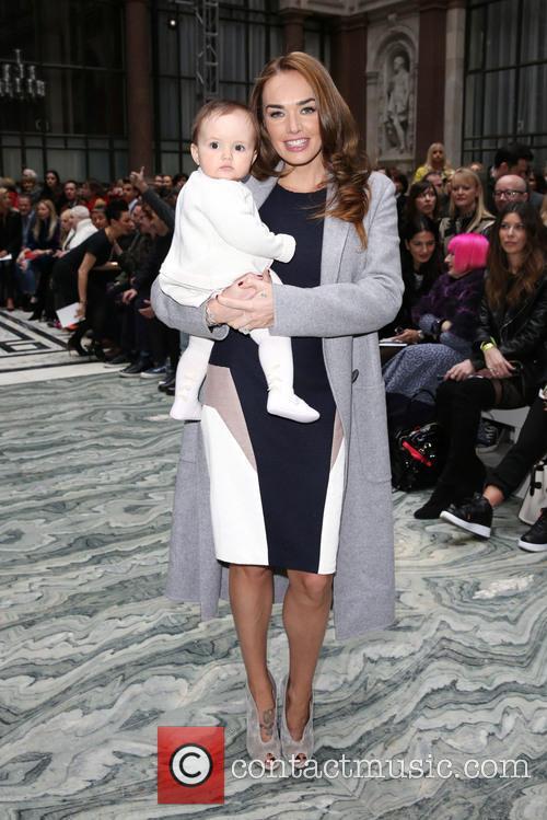 Tamara Ecclestone and Baby Sophia 6