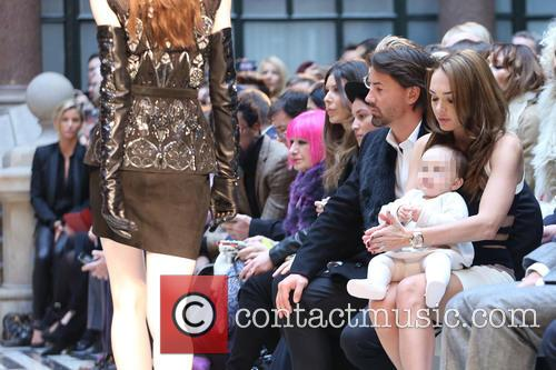 Tamara Ecclestone and Baby Sophia 8