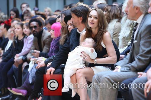 Tamara Ecclestone and Baby Sophia 9