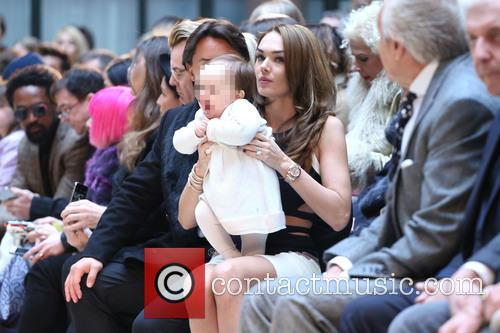Tamara Ecclestone and Baby Sophia 11