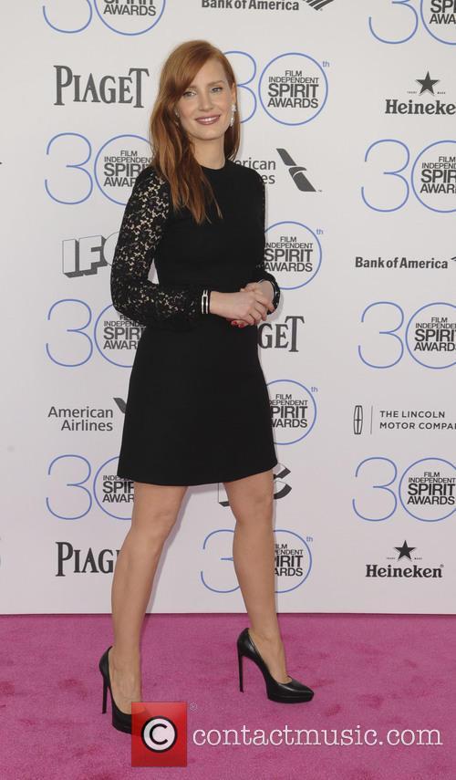 Jessica Chastain 5