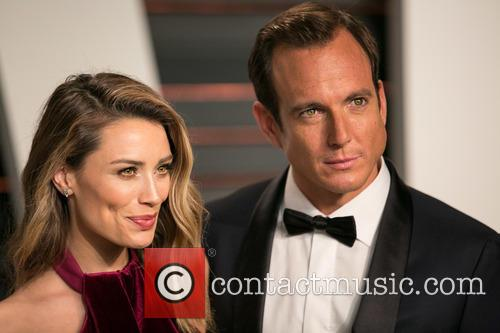 Arielle Vandenberg and Will Arnett