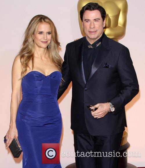 Kelly Preston and John Travolta 3