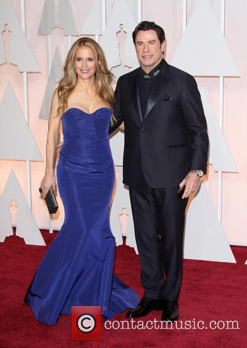 Kelly Preston and John Travolta 4