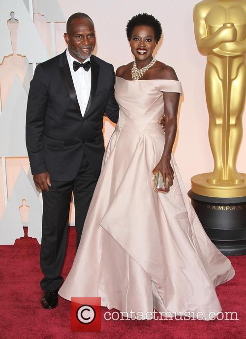 Viola Davis and Julius Tennon 11