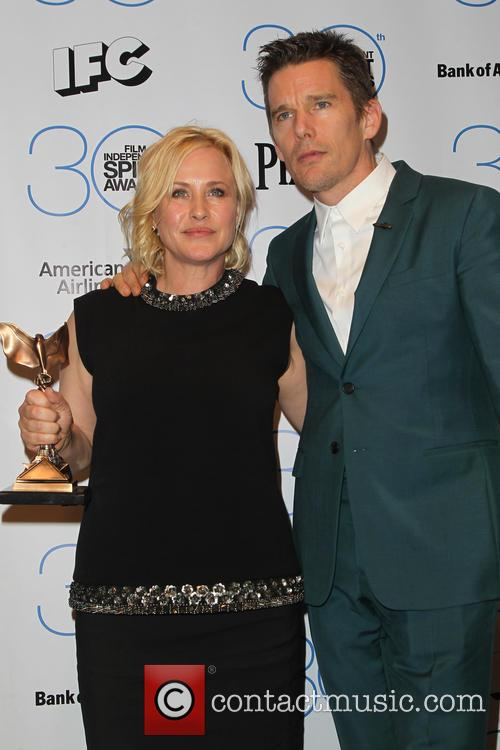 Patricia Arquette and Ethan Hawke 6