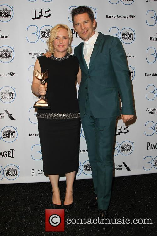 Patricia Arquette and Ethan Hawke 8