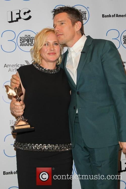 Patricia Arquette and Ethan Hawke 10