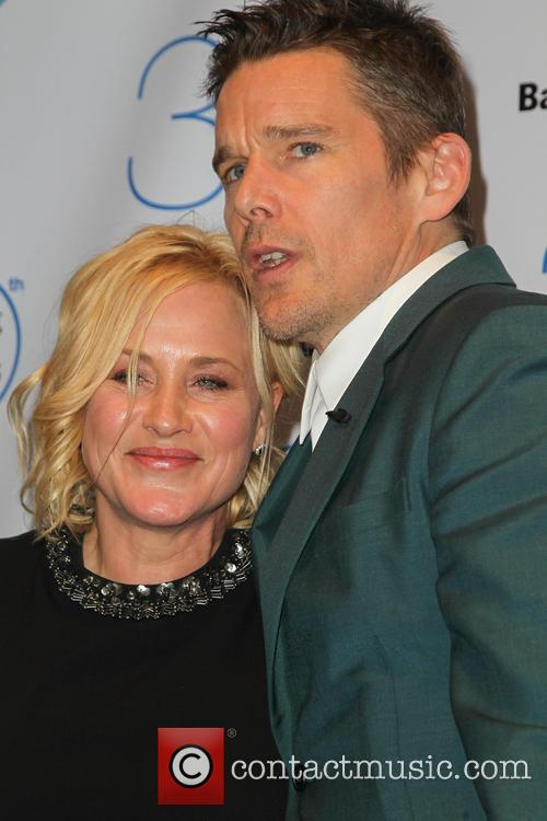 Patricia Arquette and Ethan Hawke 11