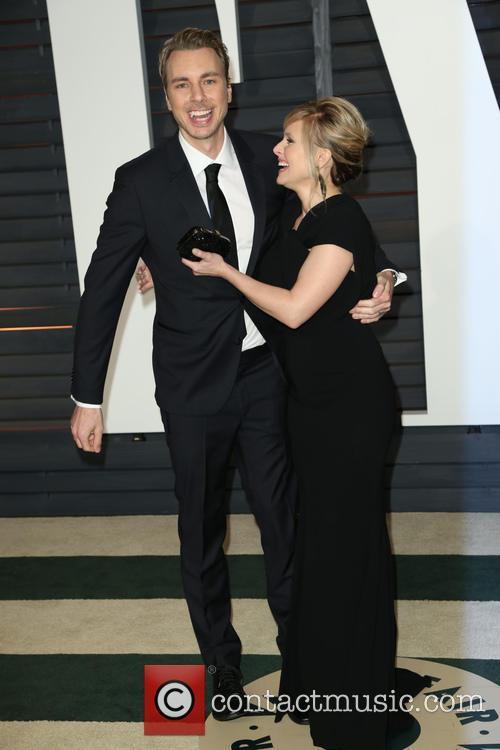 Dax Shepard and Kristen Bell 8