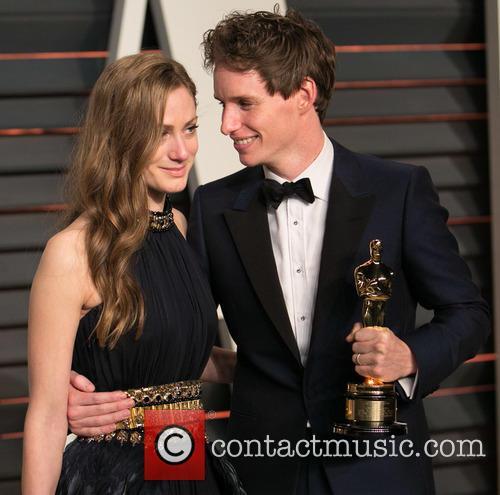 Hannah Bagshawe and Eddie Redmayne 3