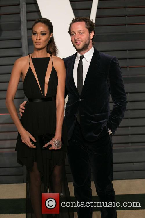 Joan Smalls and Derek Blasberg 2