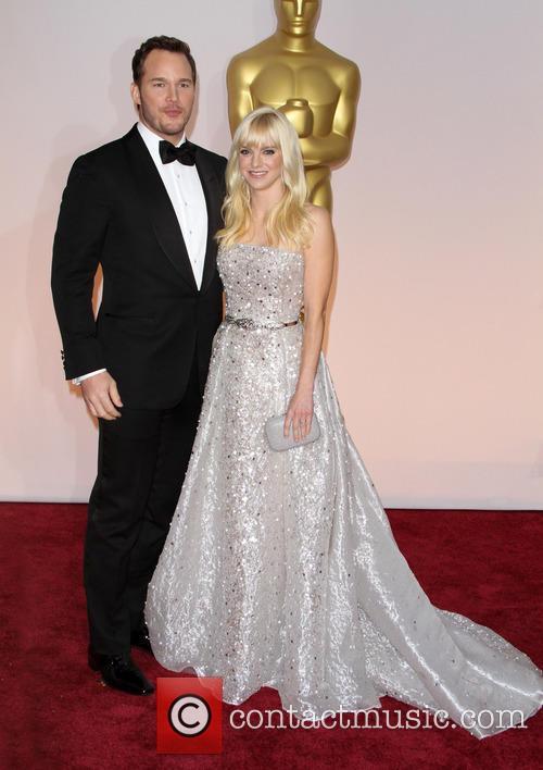Chris Pratt and Anna Faris 3