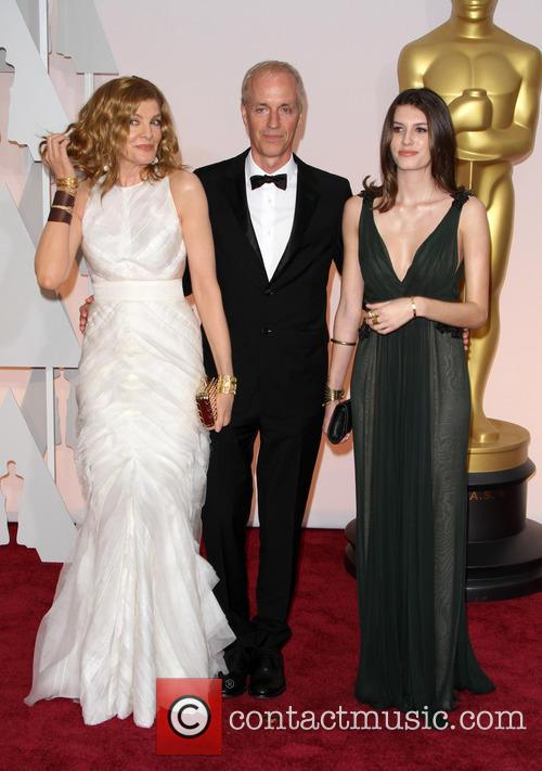 Rene Russo, Dan Gilroy and Rose Gilroy 6