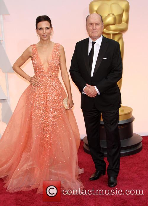 Robert Duvall and Luciana Pedraza 5