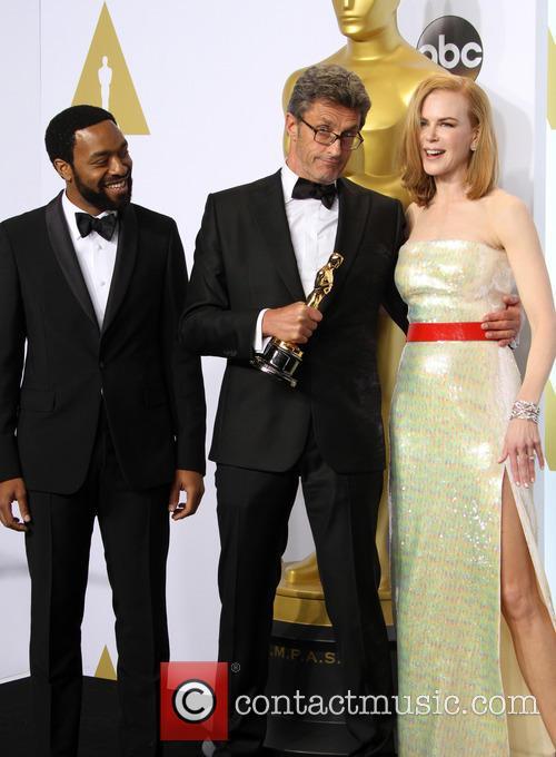 Chiwetel Ejiofor, Director Pawel Pawlikowski and Nicole Kidman 3