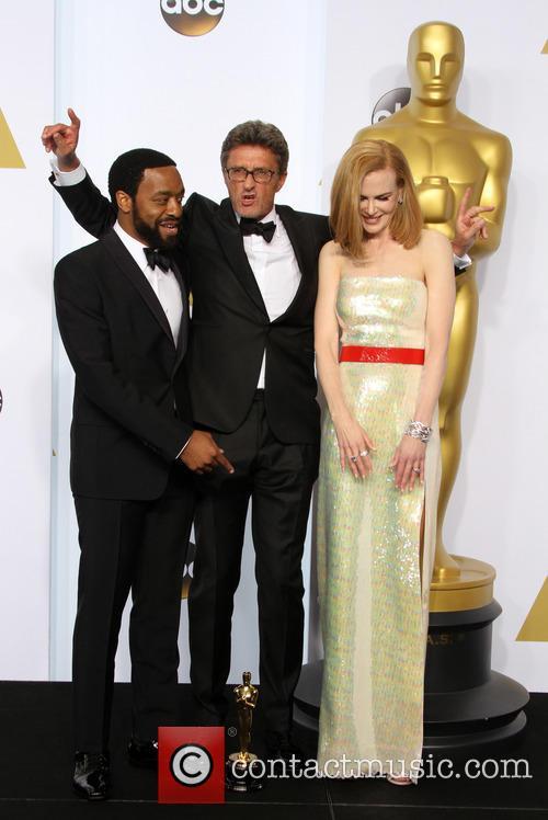 Chiwetel Ejiofor, Director Pawel Pawlikowski and Nicole Kidman 4