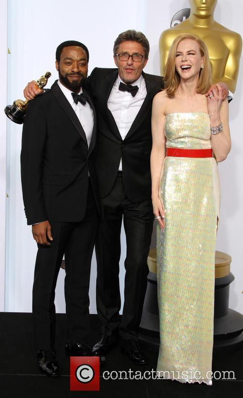 Chiwetel Ejiofor, Director Pawel Pawlikowski and Nicole Kidman 1