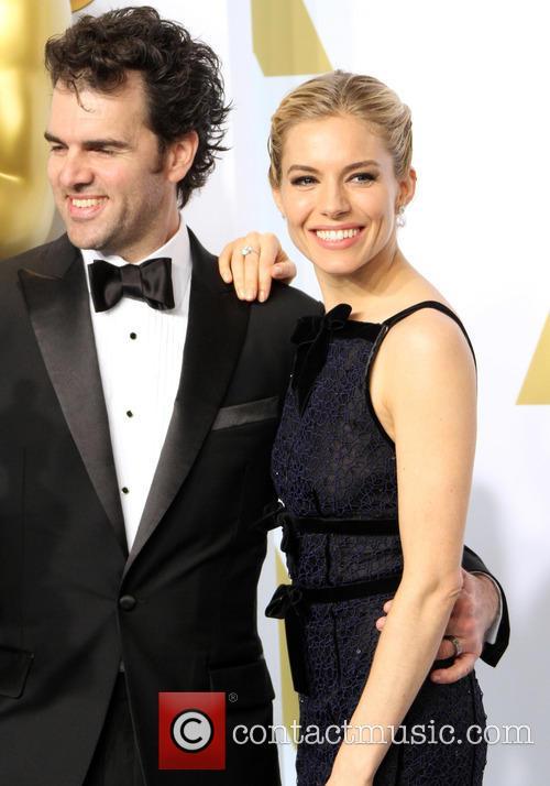 Craig Mann and Sienna Miller 2
