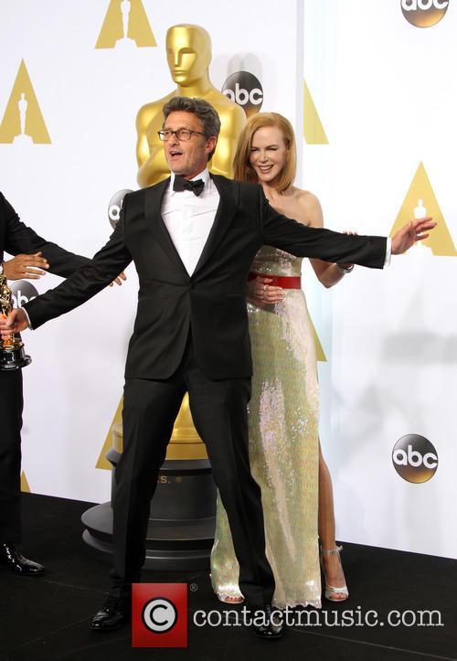 Director Pawel Pawlikowski and Nicole Kidman 2