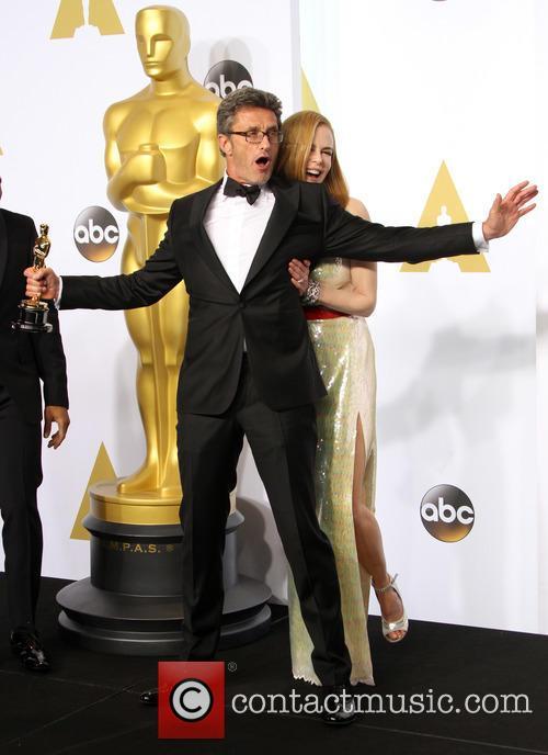 Director Pawel Pawlikowski and Nicole Kidman 3
