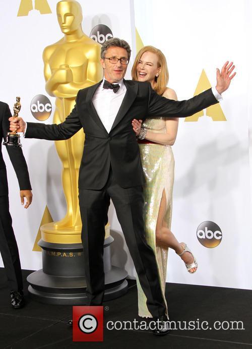 Director Pawel Pawlikowski and Nicole Kidman 4