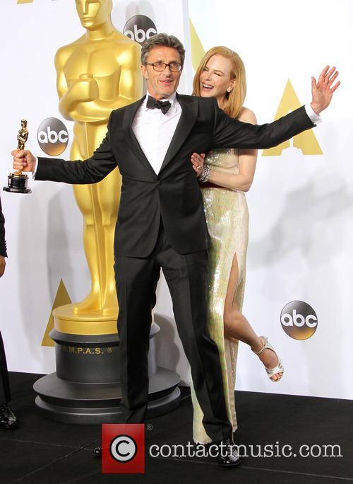 Director Pawel Pawlikowski and Nicole Kidman 5