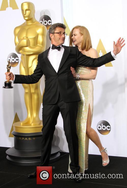 Director Pawel Pawlikowski and Nicole Kidman 1