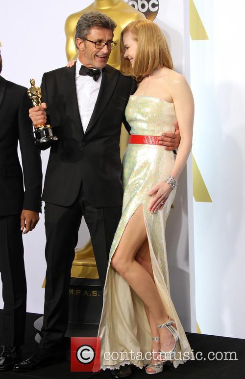 Director Pawel Pawlikowski and Nicole Kidman 6