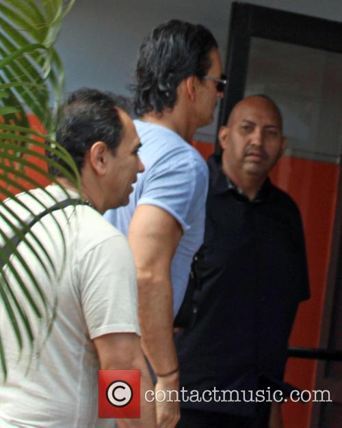 EXCLUSIVE Ricardo Arjona prepares to leave Puerto Rico